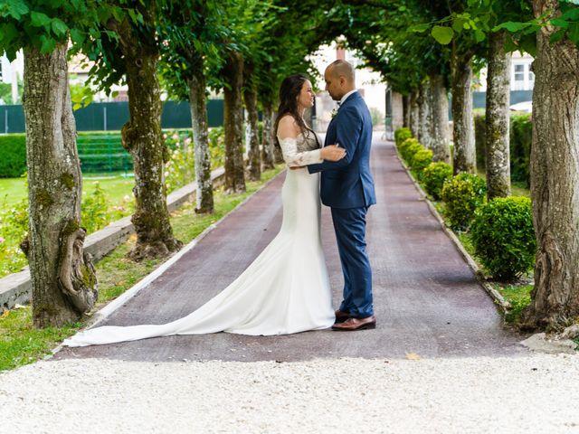 Le mariage de Christophe et Laurie à Villenoy, Seine-et-Marne 18