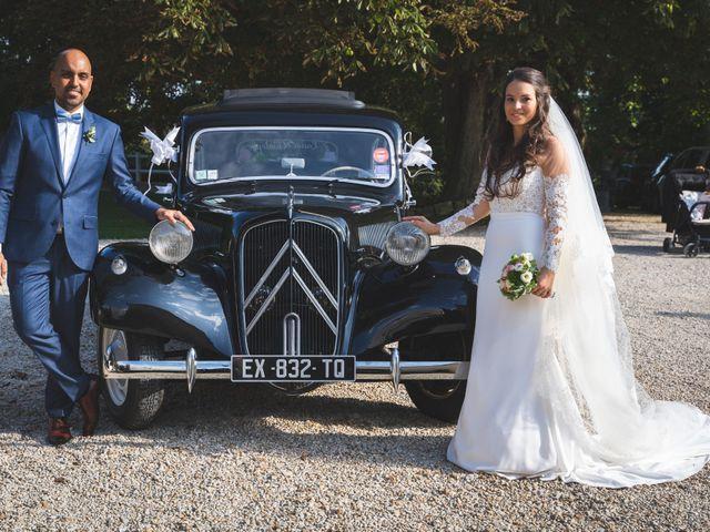 Le mariage de Christophe et Laurie à Villenoy, Seine-et-Marne 56