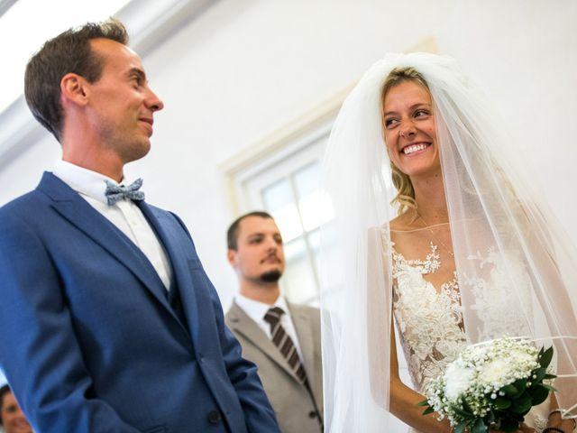 Le mariage de Astrid et Mathieu