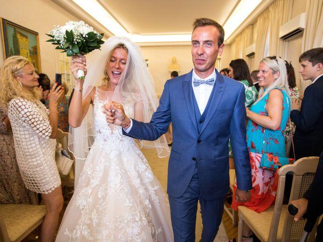 Le mariage de Mathieu et Astrid à Antibes, Alpes-Maritimes 9
