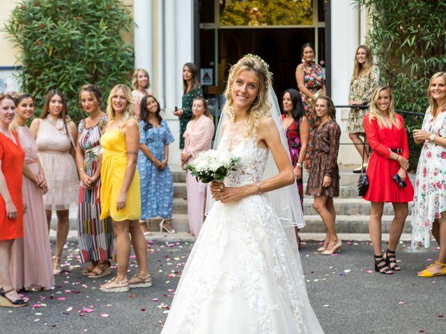 Le mariage de Mathieu et Astrid à Antibes, Alpes-Maritimes 21