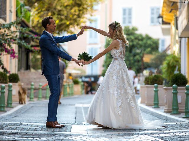 Le mariage de Mathieu et Astrid à Antibes, Alpes-Maritimes 32