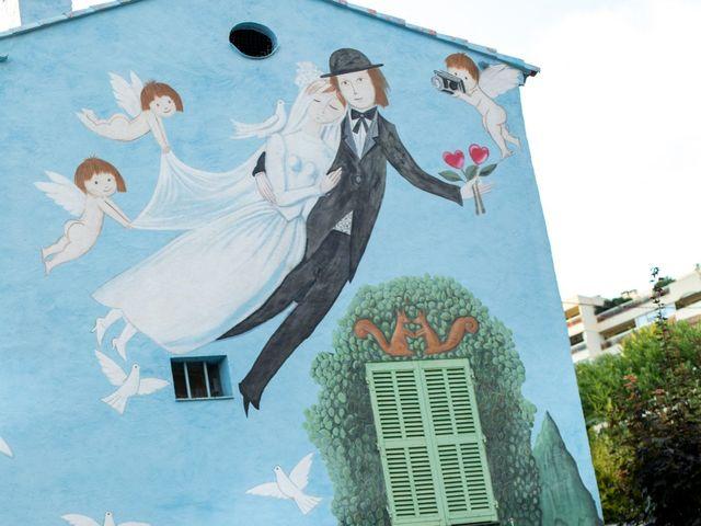Le mariage de Mathieu et Astrid à Antibes, Alpes-Maritimes 35