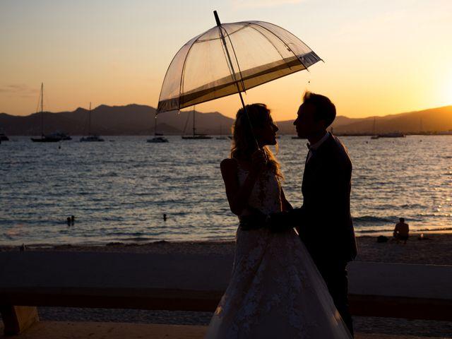 Le mariage de Mathieu et Astrid à Antibes, Alpes-Maritimes 39