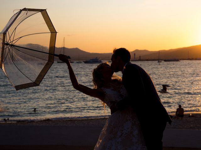 Le mariage de Mathieu et Astrid à Antibes, Alpes-Maritimes 40