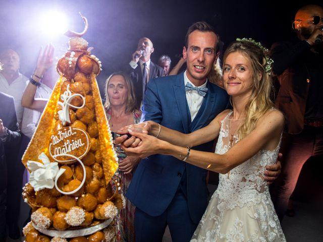 Le mariage de Mathieu et Astrid à Antibes, Alpes-Maritimes 56