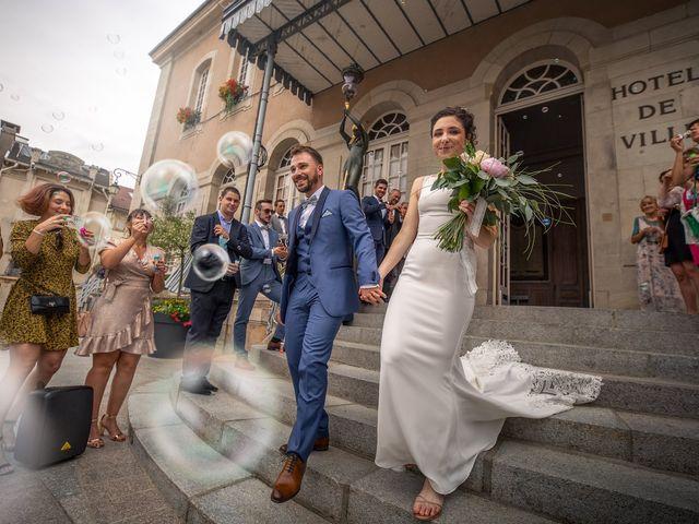 Le mariage de Gabriel et Jeanne à Remiremont, Vosges 2