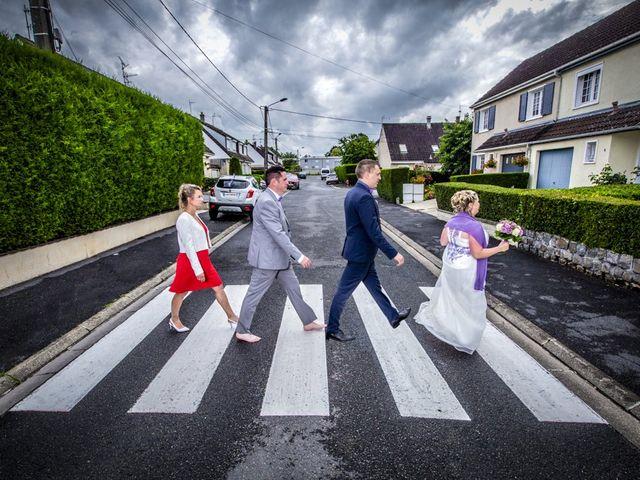 Le mariage de Michael et Cathy à Villers-Outréaux, Nord 2