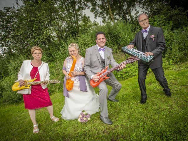 Le mariage de Michael et Cathy à Villers-Outréaux, Nord 99