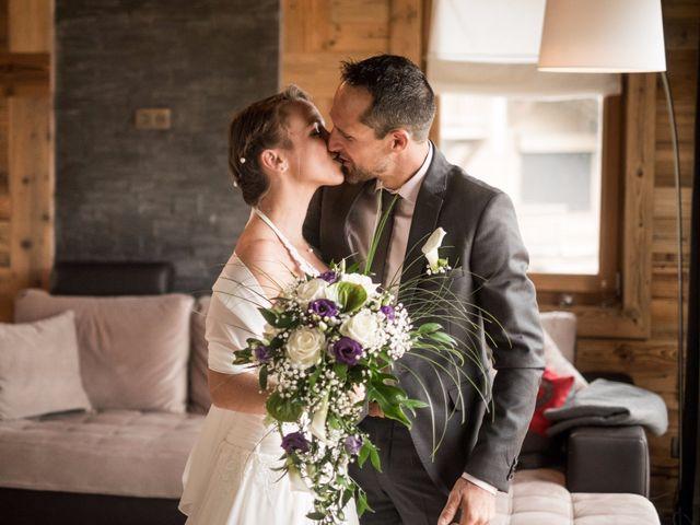 Le mariage de Yoann et Tiphaine à Saint-Gervais-les-Bains, Haute-Savoie 6