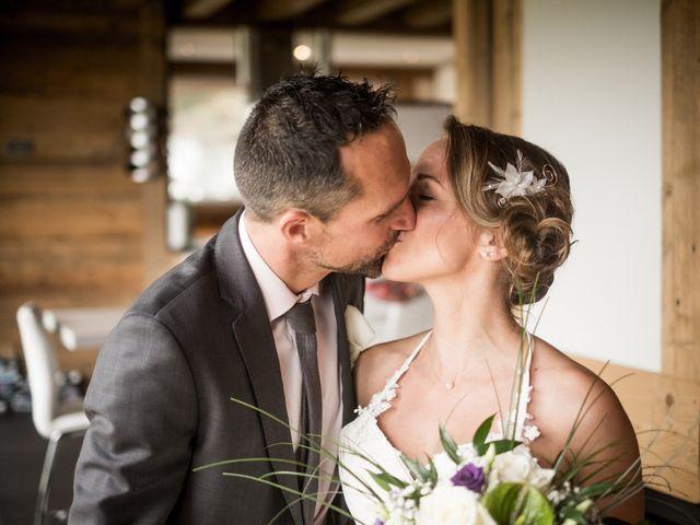 Le mariage de Yoann et Tiphaine à Saint-Gervais-les-Bains, Haute-Savoie 9