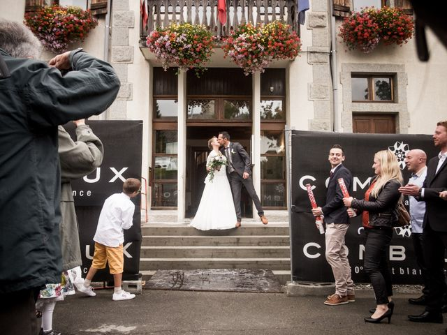 Le mariage de Yoann et Tiphaine à Saint-Gervais-les-Bains, Haute-Savoie 17