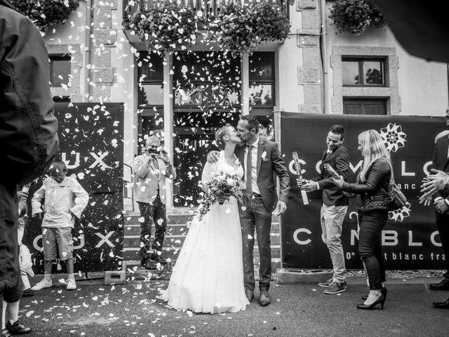 Le mariage de Yoann et Tiphaine à Saint-Gervais-les-Bains, Haute-Savoie 18