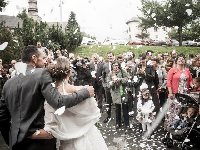 Le mariage de Yoann et Tiphaine à Saint-Gervais-les-Bains, Haute-Savoie 19