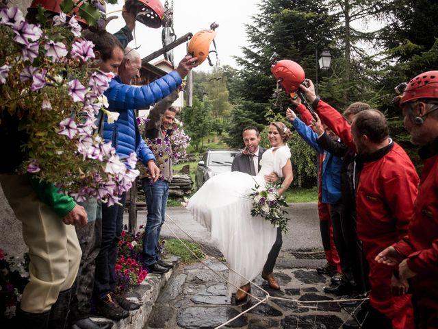 Le mariage de Yoann et Tiphaine à Saint-Gervais-les-Bains, Haute-Savoie 23