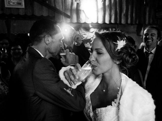 Le mariage de Yoann et Tiphaine à Saint-Gervais-les-Bains, Haute-Savoie 25