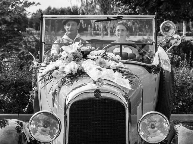 Le mariage de Johan et Séverine à Dry, Loiret 2
