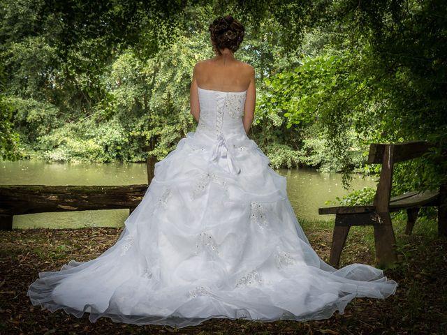 Le mariage de Johan et Séverine à Dry, Loiret 10