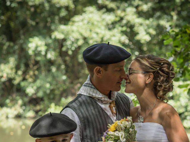Le mariage de Johan et Séverine à Dry, Loiret 11