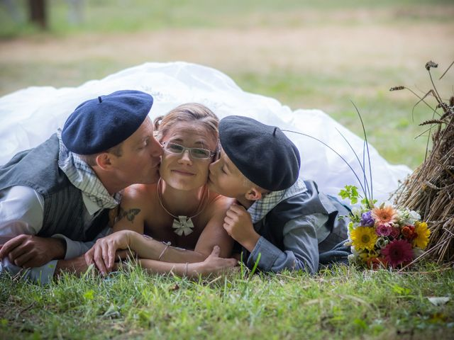 Le mariage de Johan et Séverine à Dry, Loiret 13