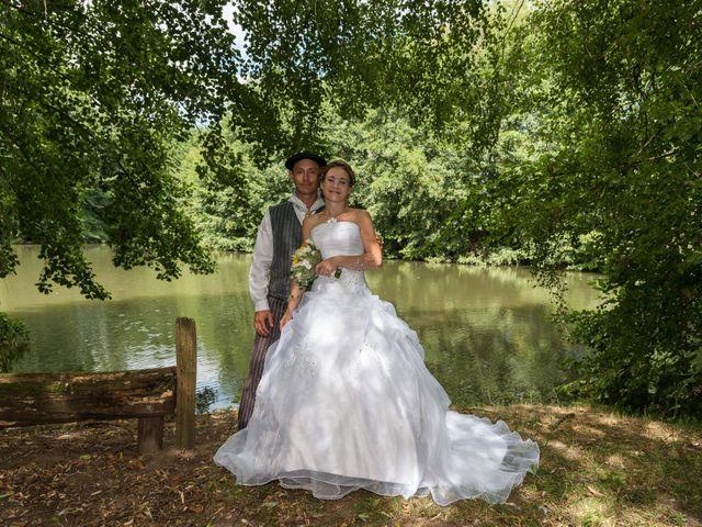 Le mariage de Johan et Séverine à Dry, Loiret 22
