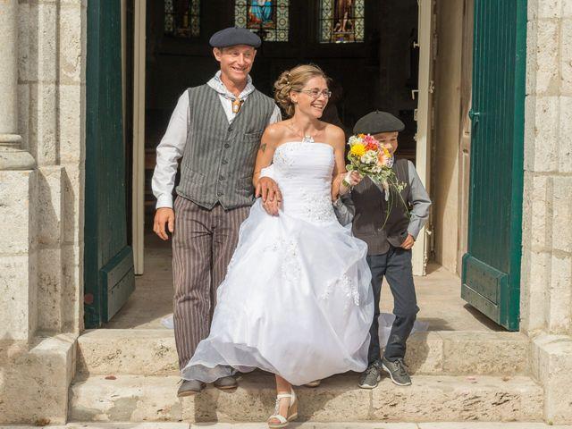 Le mariage de Johan et Séverine à Dry, Loiret 24