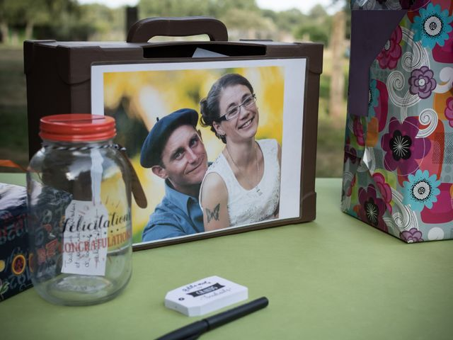 Le mariage de Johan et Séverine à Dry, Loiret 26
