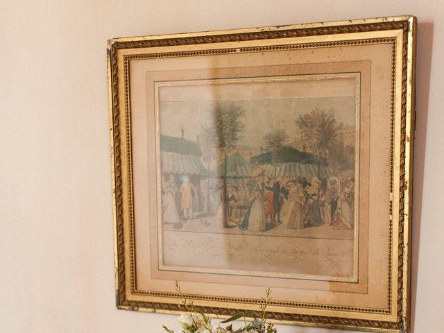 Le mariage de Victor et Florence à La Romieu, Gers 6