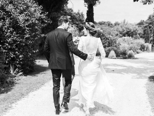 Le mariage de Victor et Florence à La Romieu, Gers 27