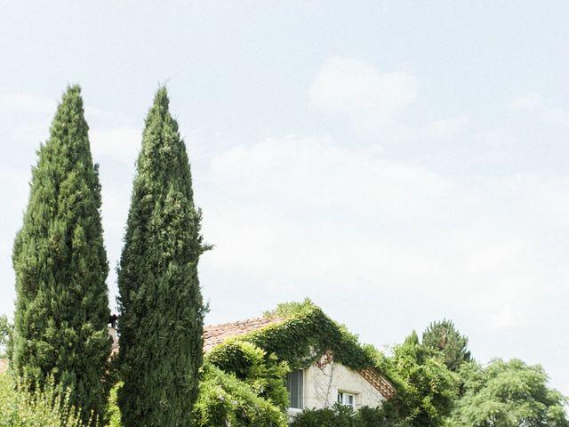 Le mariage de Victor et Florence à La Romieu, Gers 44