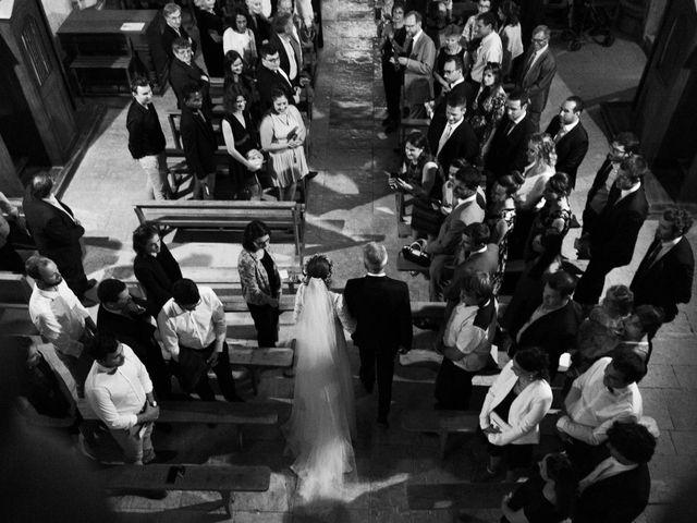 Le mariage de Victor et Florence à La Romieu, Gers 47