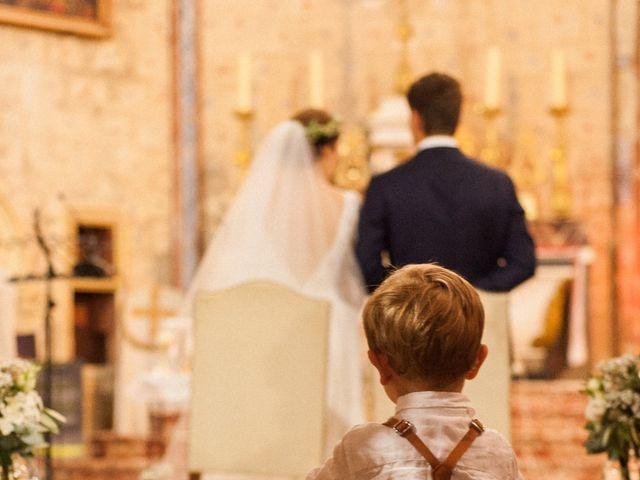 Le mariage de Victor et Florence à La Romieu, Gers 50