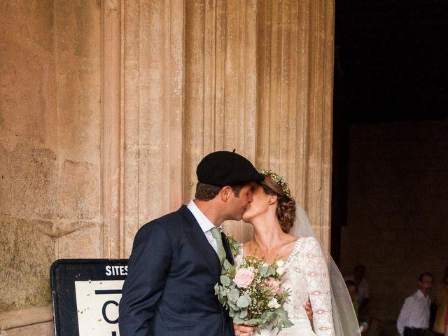 Le mariage de Victor et Florence à La Romieu, Gers 51