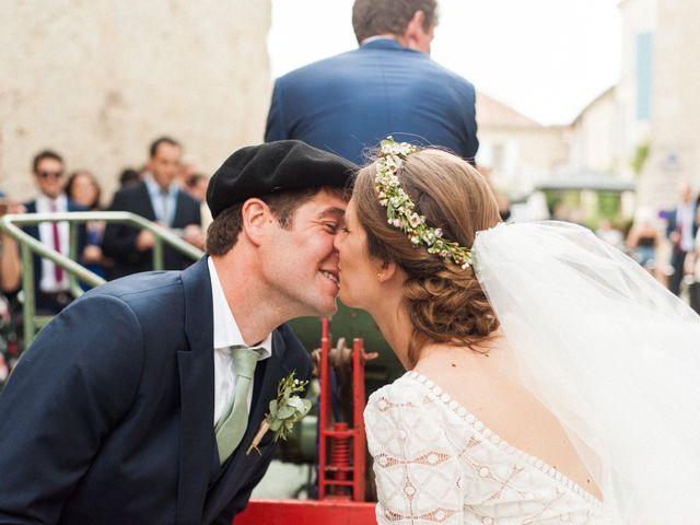 Le mariage de Victor et Florence à La Romieu, Gers 2