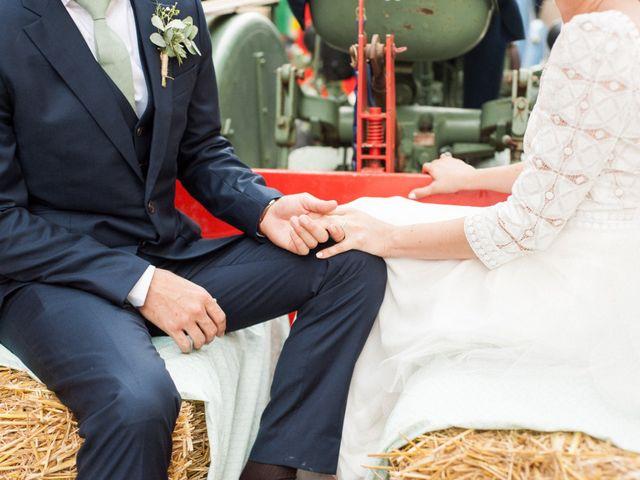 Le mariage de Victor et Florence à La Romieu, Gers 53