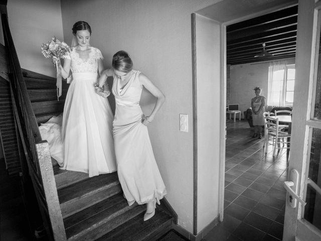 Le mariage de Yaël et Camille à Préserville, Haute-Garonne 33