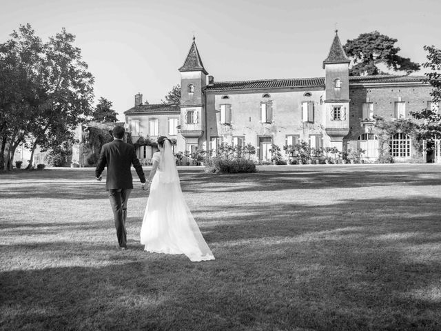 Le mariage de Yaël et Camille à Préserville, Haute-Garonne 44