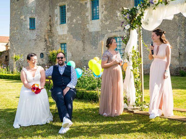 Le mariage de Sébastien et Isabelle à Sainte-Gemme-la-Plaine, Vendée 18