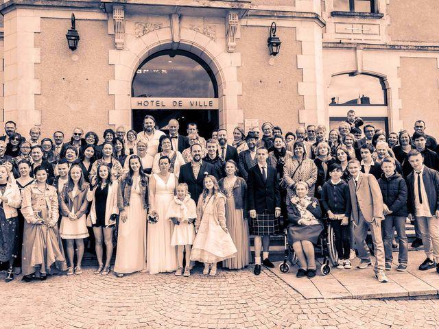 Le mariage de Sébastien et Isabelle à Sainte-Gemme-la-Plaine, Vendée 15
