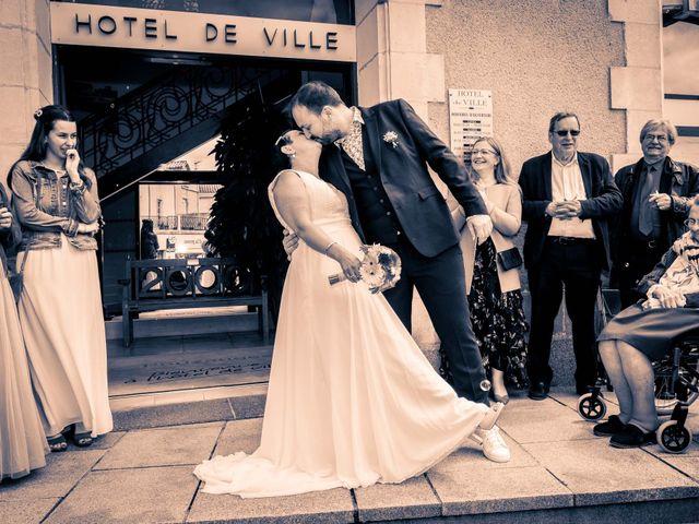 Le mariage de Sébastien et Isabelle à Sainte-Gemme-la-Plaine, Vendée 14