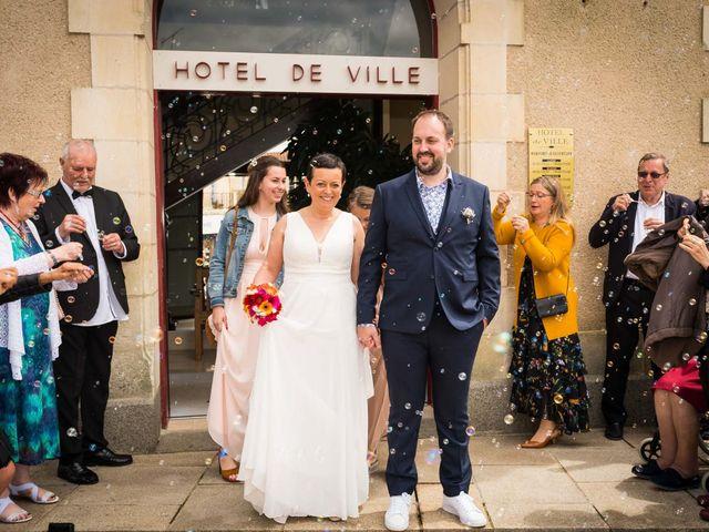 Le mariage de Sébastien et Isabelle à Sainte-Gemme-la-Plaine, Vendée 13