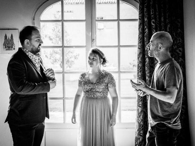 Le mariage de Sébastien et Isabelle à Sainte-Gemme-la-Plaine, Vendée 3