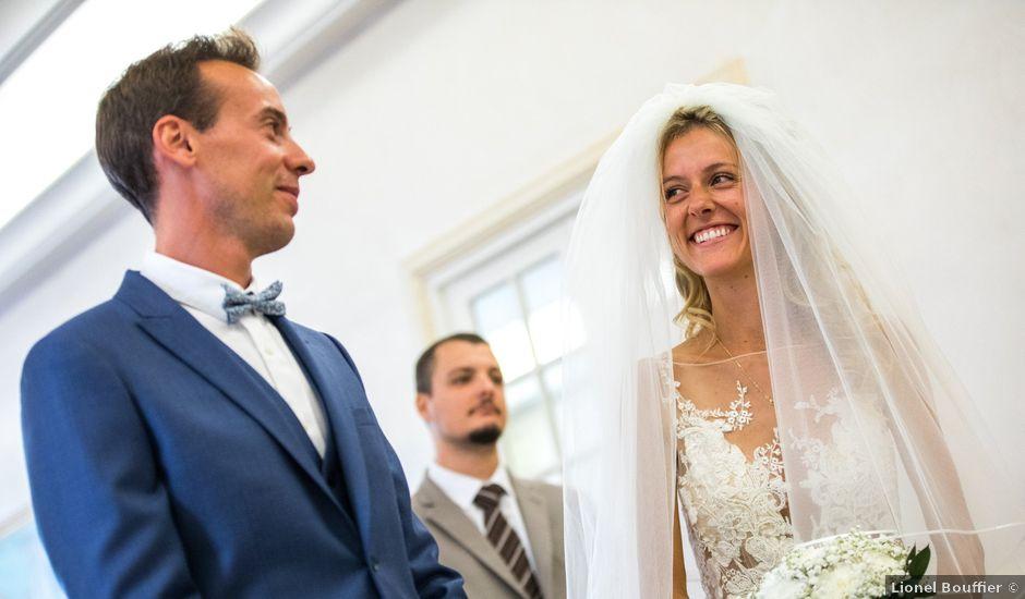Le mariage de Mathieu et Astrid à Antibes, Alpes-Maritimes