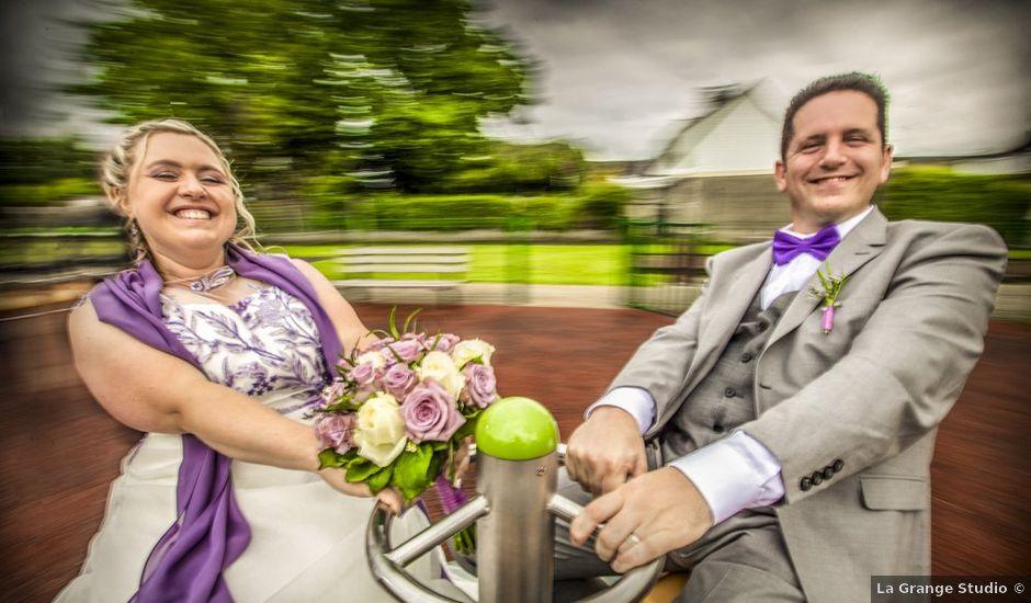 Le mariage de Michael et Cathy à Villers-Outréaux, Nord