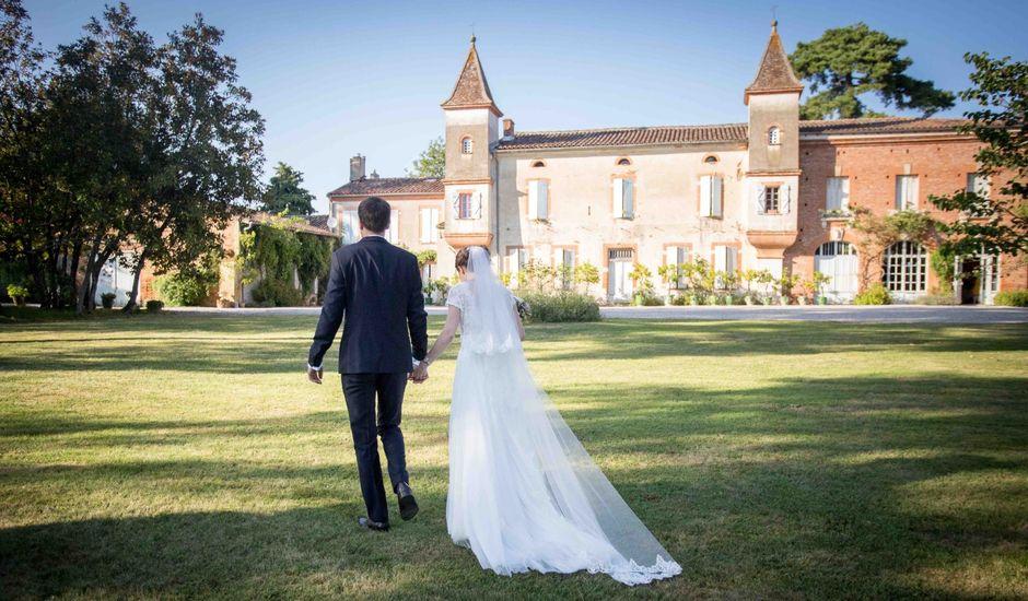 Le mariage de Yaël et Camille à Préserville, Haute-Garonne