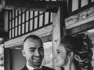 Le mariage de Caroline et Oualid 1