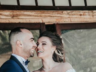 Le mariage de Caroline et Oualid 2