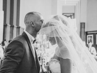 Le mariage de Caroline et Oualid