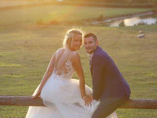 Le mariage de Sabrina et Yann