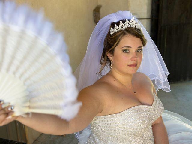 Le mariage de Kevin et Alexia à Saint-Léon-sur-l'Isle, Dordogne 14
